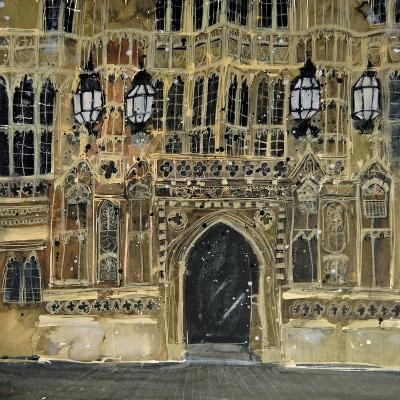 Entrance, Parliament, London-Susan Brown-Giclee Print
