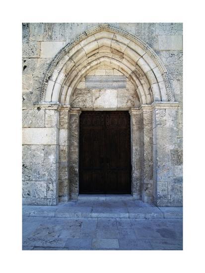 Entrance, St Anne's Church--Giclee Print