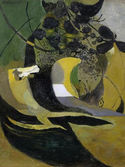 Entrance to a Lane-Graham Sutherland-Giclee Print