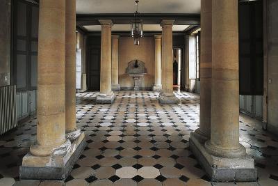 Entrance to Chateau of Brou (Brou-Sur-Chantereine) Pre-Restoration, Ile-De-France, France--Photographic Print