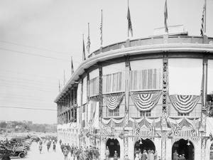 Entrance to Forbes Field, Pittsburgh, Pa.