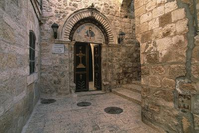 Entrance to the Church of St Mark--Photographic Print