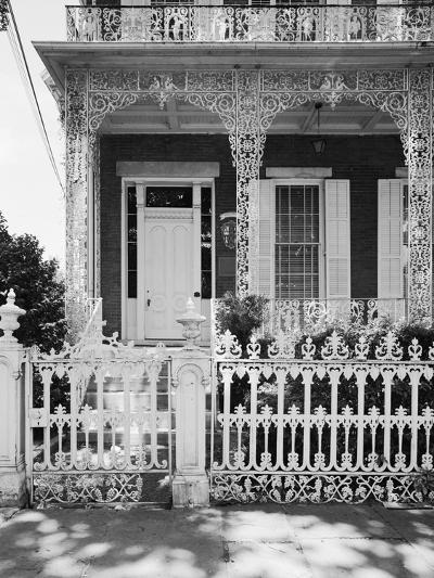 Entrance to the Richards-D.A.R. House-GE Kidder Smith-Photographic Print