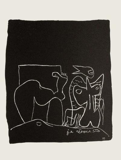 Entre-Deux No. 10-Le Corbusier-Premium Edition