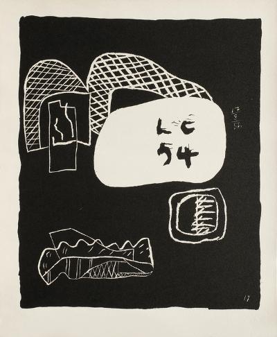 Entre-Deux No. 17-Le Corbusier-Premium Edition