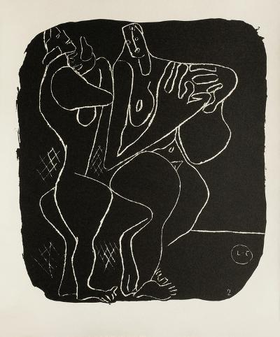 Entre-Deux No. 2-Le Corbusier-Premium Edition