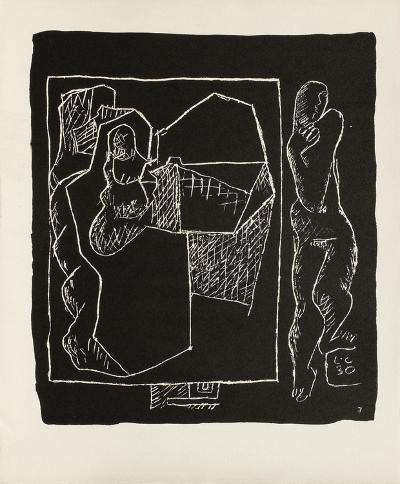 Entre-Deux No. 7-Le Corbusier-Premium Edition
