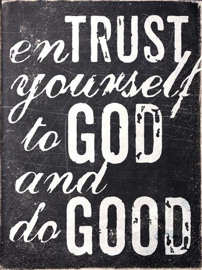 Entrust Yourself-Dallas Drotz-Art Print