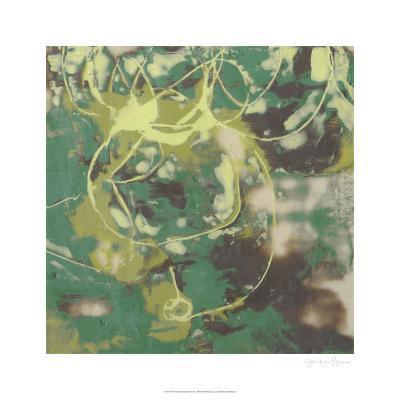 Entwined Emerald I-Jennifer Goldberger-Limited Edition