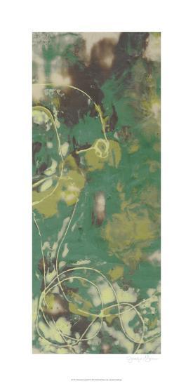 Entwined Emerald IV-Jennifer Goldberger-Limited Edition