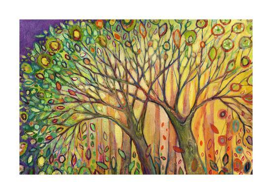 Entwined-Jennifer Lommers-Giclee Print