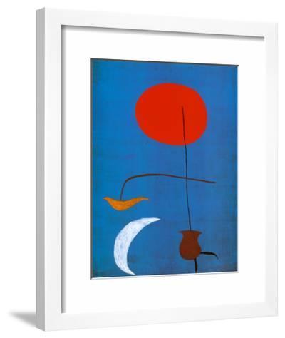 Entwurf fur eine Tapisserie-Joan Mir?-Framed Art Print
