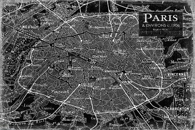 Environs Paris-Carole Stevens-Art Print