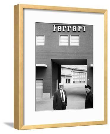 Enzo Ferrari, (1960S)