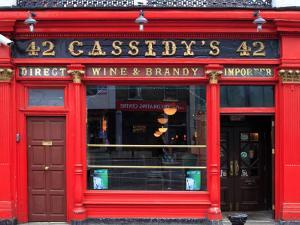 Cassidy's Pub, 42 Lower Camden Street by Eoin Clarke