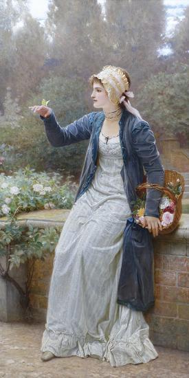 Ephemeral Joy-Charles Edward Perugini-Giclee Print