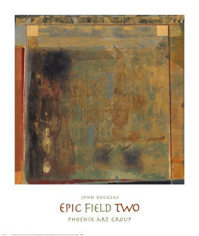 Epic Field II-John Douglas-Art Print