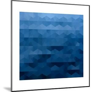Abstract Blue Background by epic44