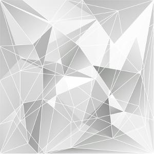 Abstract Triangle Background by epic44