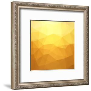 Abstract Yellow Background by epic44