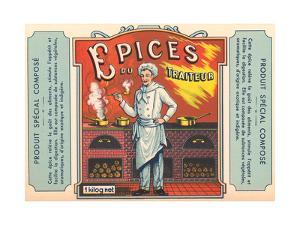 Epices Du Traiteur Label