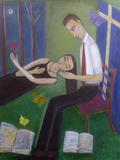Epiphany, 2002-Roya Salari-Giclee Print