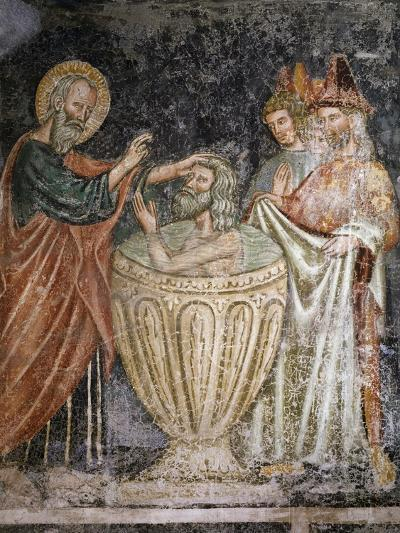 Episode from Life of Saint John Evangelist--Giclee Print