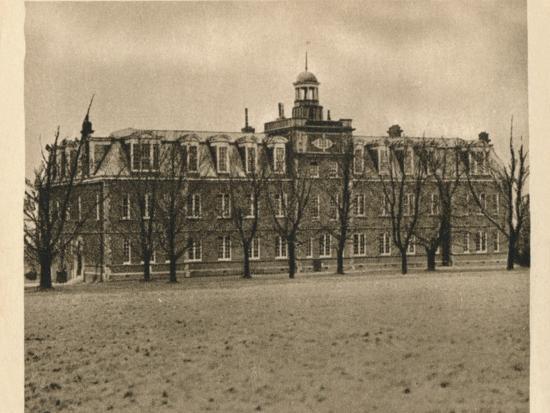 'Epsom College', 1923-Unknown-Photographic Print