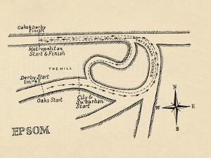 Epsom Race Course, 1940