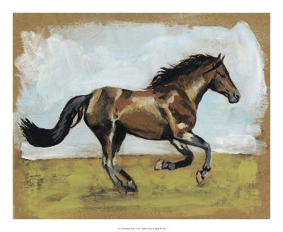 Equestrian Studies I-Naomi McCavitt-Giclee Print