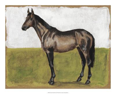 Equestrian Studies IV-Naomi McCavitt-Giclee Print