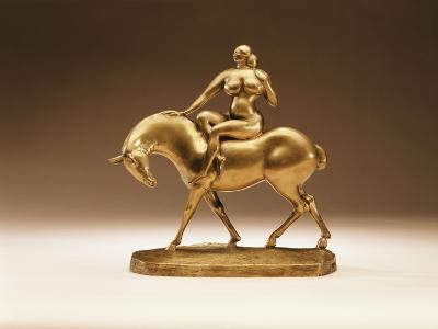 Equestrienne, 1918-Gaston Lachaise-Giclee Print