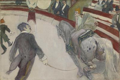 Equestrienne (At the Cirque Fernando), 1887-88-Henri de Toulouse-Lautrec-Giclee Print