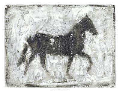Equine Silhouette I-Ethan Harper-Giclee Print