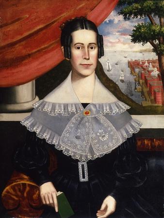 Louisa Galland Cook Moore, 1838
