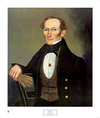 Mr. Pearce, c.1835