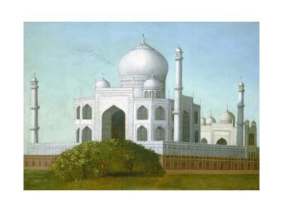 The Taj Mahal, C. 1860-80