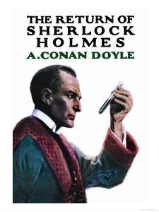 The Return of Sherlock Holmes I by Erberto Carboni