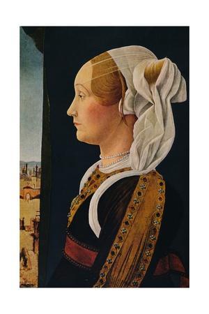 'Ginevra Bentivoglio', 1474-1477