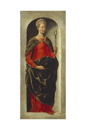 St Apollonia, Ca 1473