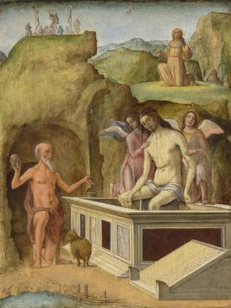 The Dead Christ, C. 1490