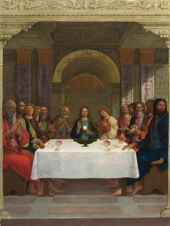 The Institution of the Eucharist, C.1490-1495