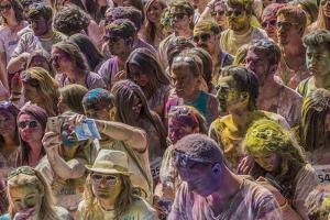 Some Colorful People by Erhan Durceylan