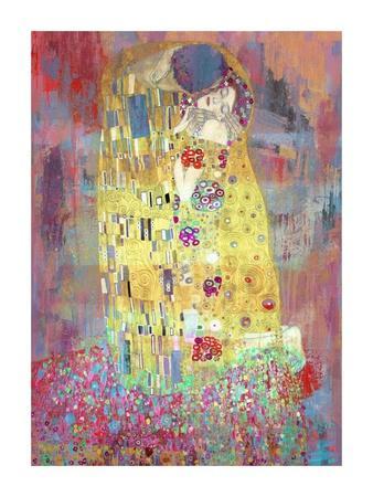 Klimt's Kiss 2.0
