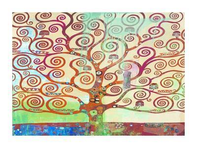 Klimt's Tree 2.0