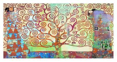 Klimt's Tree of Life 2.0