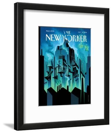 New Yorker Cover - October 10, 2011