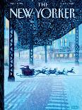 The New Yorker Cover - September 12, 1994-Eric Drooker-Premium Giclee Print