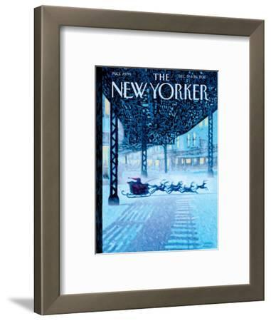 The New Yorker Cover - December 19, 2011