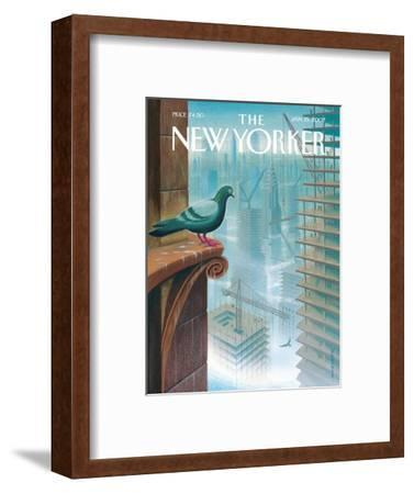 The New Yorker Cover - January 15, 2007